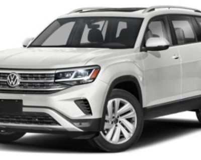 2021 Volkswagen Atlas SE with Technology