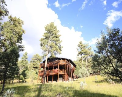 SIERRA BLANCA VIEWS INSIDE AND OUT! 3Bed/3B - Ruidoso