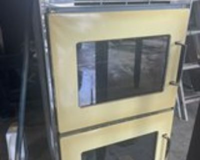 chambers double built-In oven