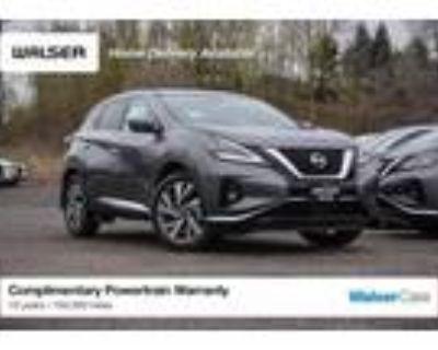 2021 Nissan Murano, new