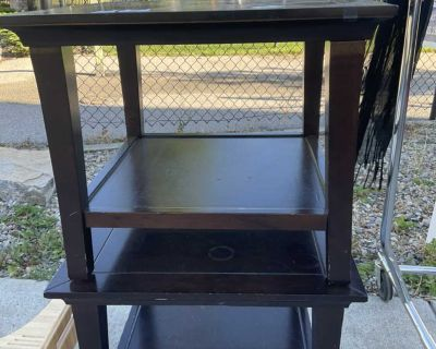 End tables, 2