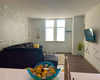 Modern apartment 2 bdrm 2bath near airport shops and dining - Crystal City