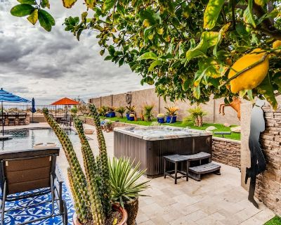 Gold Canyon SUPERSTITION MTNS with HEATED Pool, Hot Tub, Hike, Bike, ATV, Golf - Entrada Del Oro