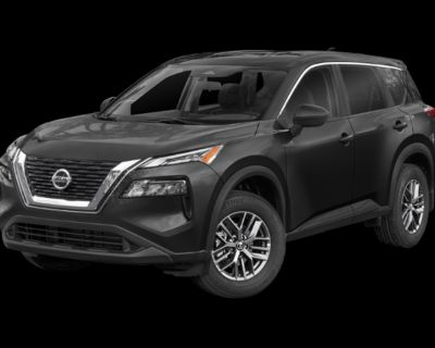 New 2021 Nissan Rogue S FWD 4D Sport Utility