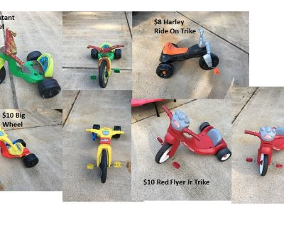 Assorted Ride On Toys