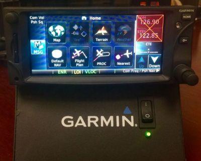 011-02256-00 Gtn 650 Garmin Waas Gps Receiver W/ Sv 8130 W/ 90 Day Warranty