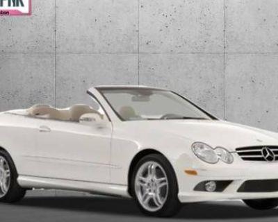 2009 Mercedes-Benz CLK CLK 350