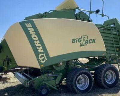 2009 Krone BP12130 Big Square Baler