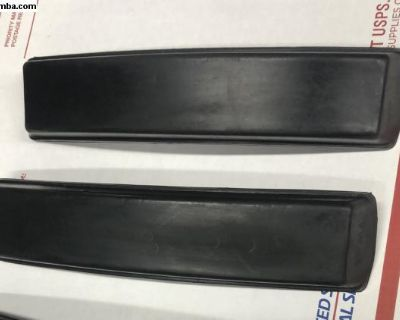 NOS Bumper Over Rider Pads VW set of TWO or FOUR