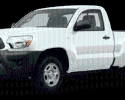 2012 Toyota Tacoma Base