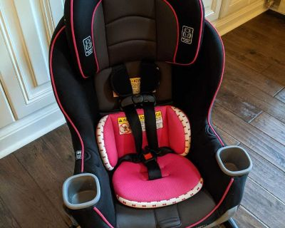 Graco Extend 2 Fit Carseat
