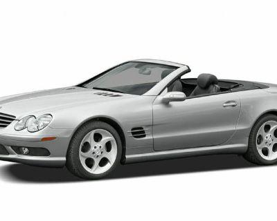 2005 Mercedes-Benz SL SL 500