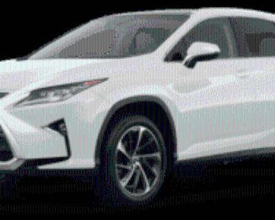 2020 Lexus RX RX 350