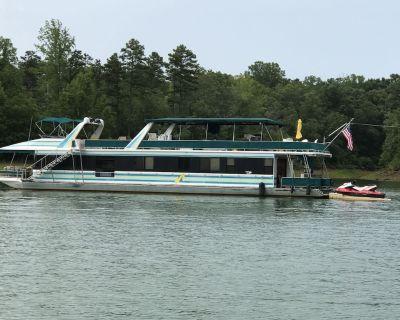 House Boat 88 ft Lake Hartwell South Carolina - Starr