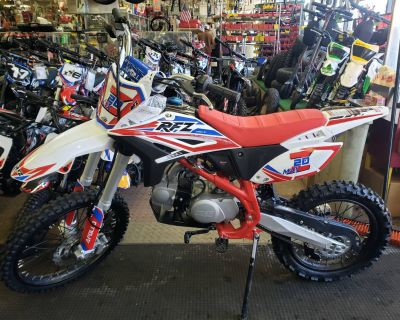 2021 APOLLO Max20 RFZ 125cc Motor Bikes Forest View, IL