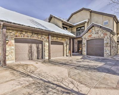 Spacious Home by BYU w/Grill - 12 Mi. to Sundance! - River Bottoms