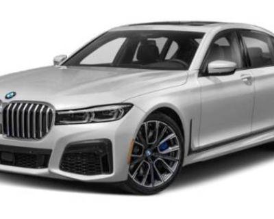 2020 BMW 7 Series 750i