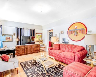 Snowbird-Friendly Apartment w/ High-Speed WiFi, Central AC, and Private Patio - Downtown Phoenix