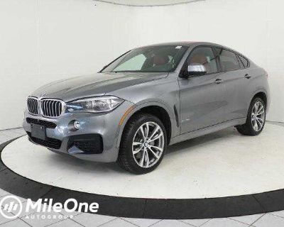 Used 2018 BMW X6 Sports Activity Coupe