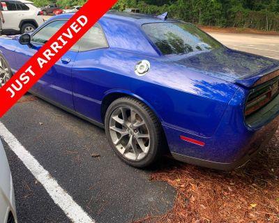 Pre-Owned 2019 Dodge Challenger GT