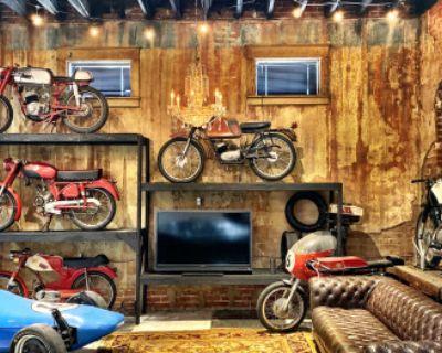 Vintage 110 Years Old Industrial Garage Loft, Colorado Springs, CO