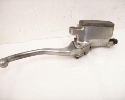 Honda Vf750 C Magna Front Brake Master Cylinder & Lever Assembly 45510-mz8-305