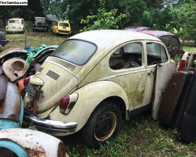 1970 Parting out