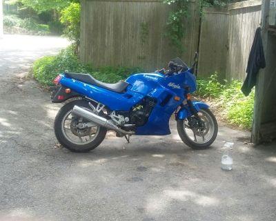 2005 Kawasaki Ninja 250