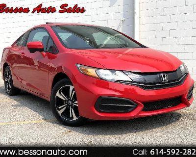 2015 Honda Civic EX Coupe AT