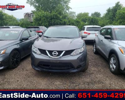 Used 2017 Nissan Rogue Sport FWD S