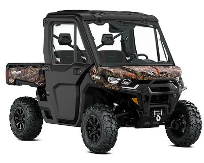2022 Can-Am Defender Limited CAB HD10 Utility SxS Leland, MS