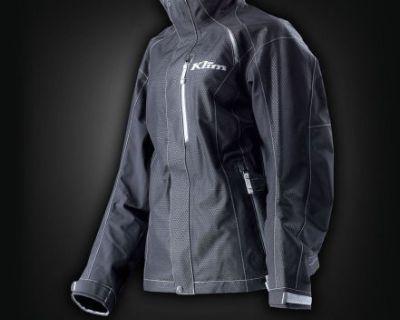 Alpine Parka Gore-tex Snowmobile/snowcross, Jacket, Coat, Women's Large, Black