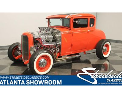 1930 Ford 1 Ton Flatbed