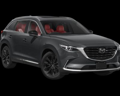 New 2021 Mazda CX-9 Carbon Edition AWD