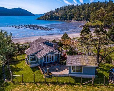 Orcas Island, Crescent Beach Cottage #252 - Eastsound