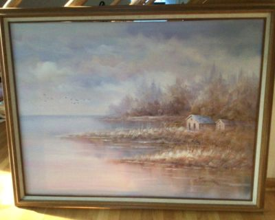 Art, craft, household items home sale