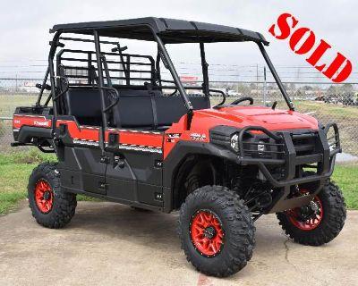 2019 Kawasaki Mule PRO-FXT EPS LE Utility SxS La Marque, TX