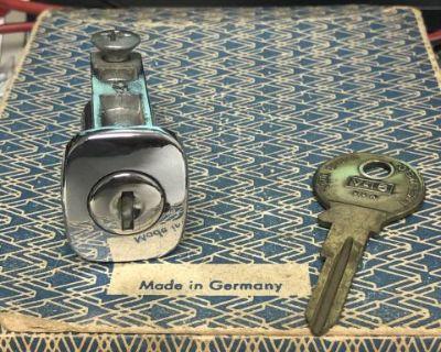 type 3 door lock with generic key 1963-1966