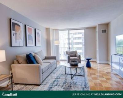 4615 North Park Avenue.440317 #614, Chevy Chase, MD 20815 1 Bedroom Apartment