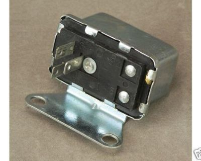 3 Terminal Relay Replaces Gm# 9775028 1964 Gto Tempest Lemans [24-5783]