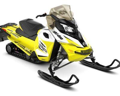 2018 Ski-Doo MXZ TNT 129 600 HO E-TEC ES Ripsaw 1.25 S_LEV Snowmobile -Trail Boonville, NY