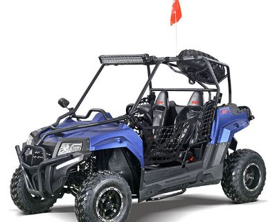 2021 SSR Motorsports SRU170RS Utility Sport Evansville, IN