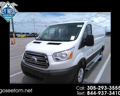 "2019 Ford Transit Van T-250 130"" Low Rf 9000 GVWR Sliding RH Dr"