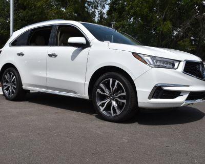 Pre-Owned 2020 Acura MDX SH-AWD w/Advance Pkg