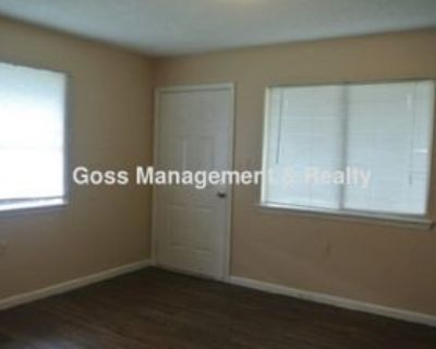 4204 W 17th St #A, Little Rock, AR 72204 3 Bedroom Apartment