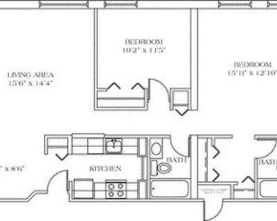 13 Magazine St #709, Cambridge, MA 02139 2 Bedroom Apartment