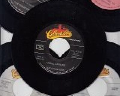 Collectables Records Set Of 5*Mint-45s !