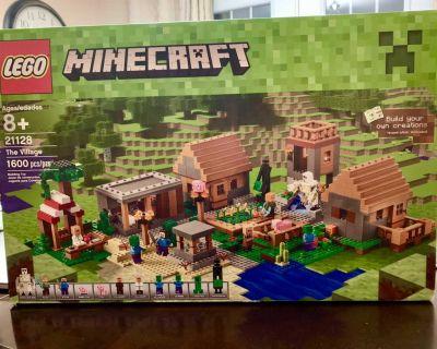 LEGO Minecraft 21128 -The Village