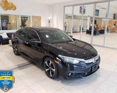 Used 2016 Honda Civic 4dr CVT