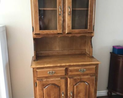 Beautiful Solid wood Buffet, Delivery Possible